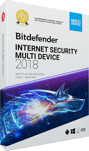Bitdefender Internet Security Multi Device 2018
