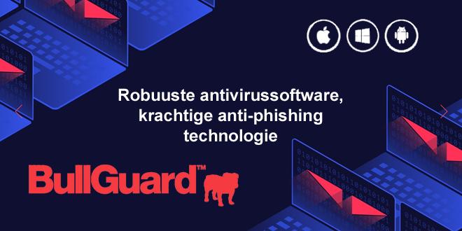 Bullguard anti-phising technologie