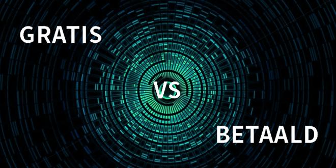 Gratis of Betaalde antivirus software