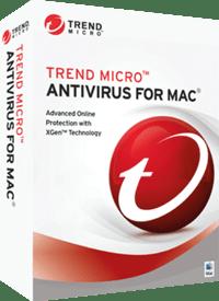 Trend Micro Antivirus voor Mac