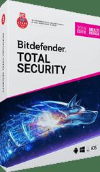 Bitdefender Totaal Security 2019