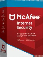 McAfee Internet Security 2019